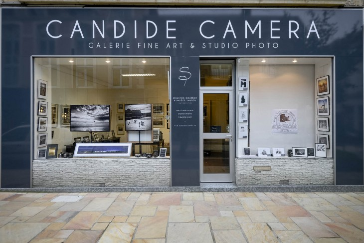 CANDIDE CAMERA, Galerie d'art & Studio photo
