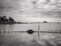 LA PISCINE photo de la piscine exterieure de Dinard en Bretagne - Paysage - Fine art - ASC3036