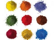 Pigments mineraux