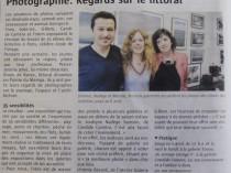 Article Le Télégramme - Expo Les Gobelins - Candide Camera