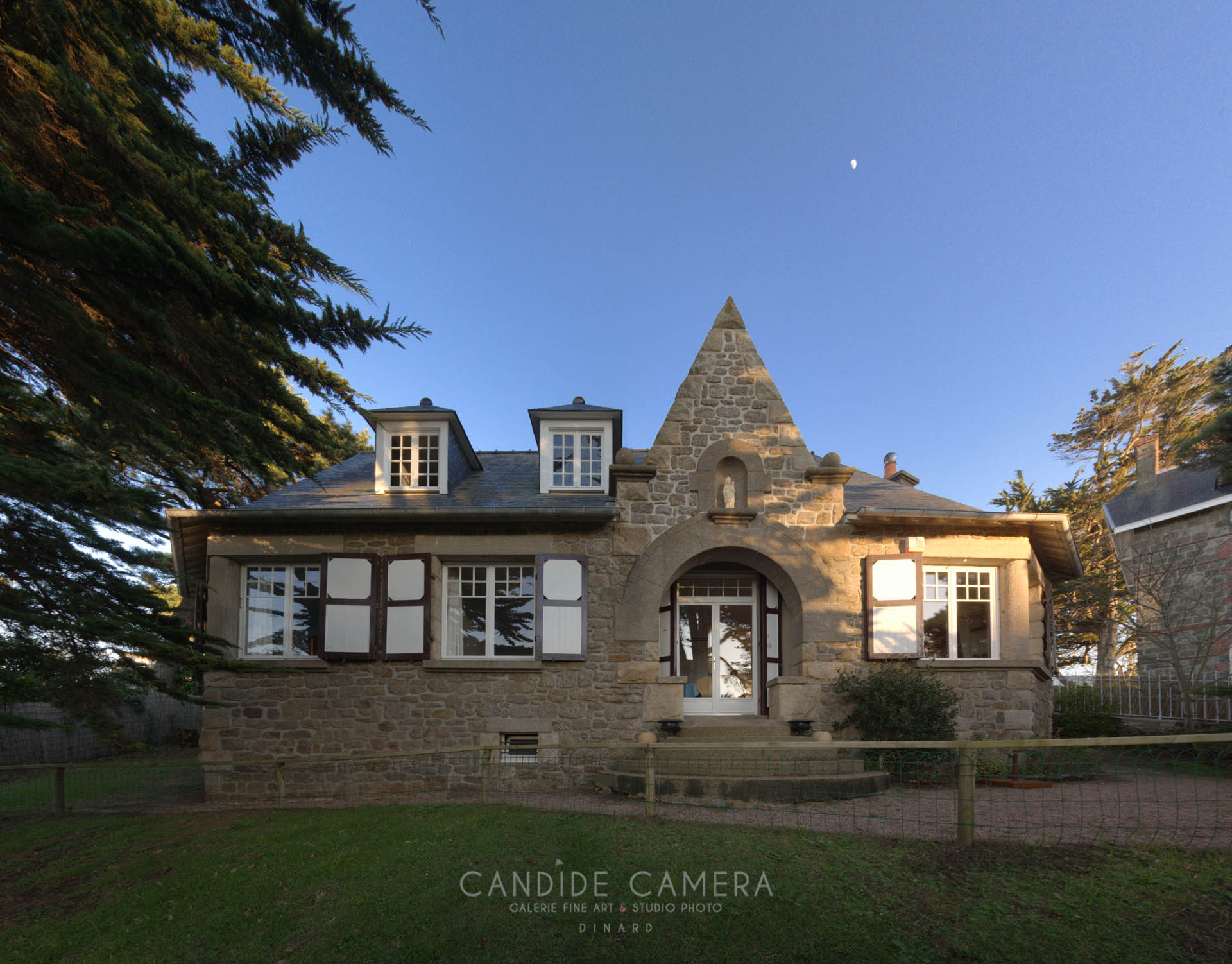 Galerie CANDIDE CAMERA - Photo d'architecture