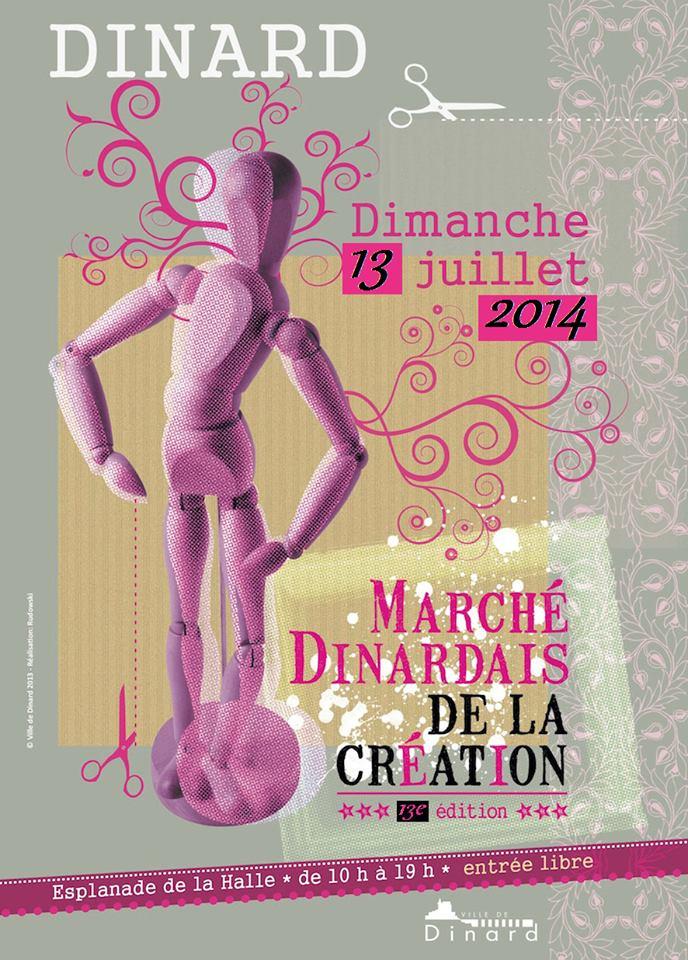 Candie Camera - Marché Dinardais de la Création