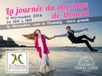 affiche-salon-du-mariage - Galerie CANDIDE CAMERA