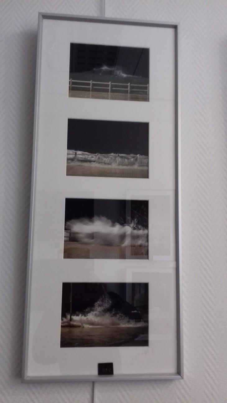 Série photographique VAGUES A LAMES