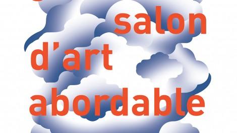 Affiche 24eme edition grand salon d'art abordable