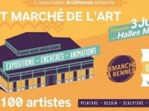 Petit marché de l'art Rennes